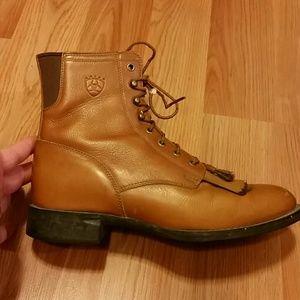 Ariat boots 9B